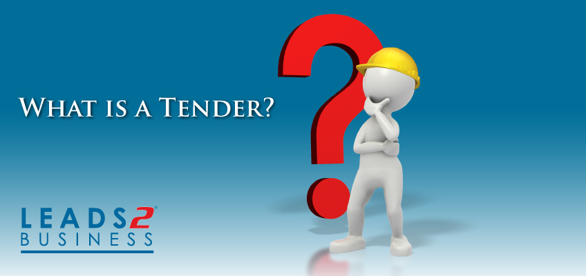 What is a Tender?