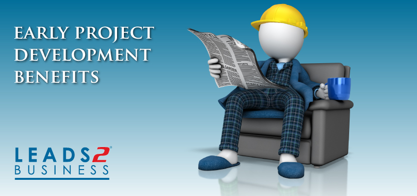 Early Private Project Construction Benefits