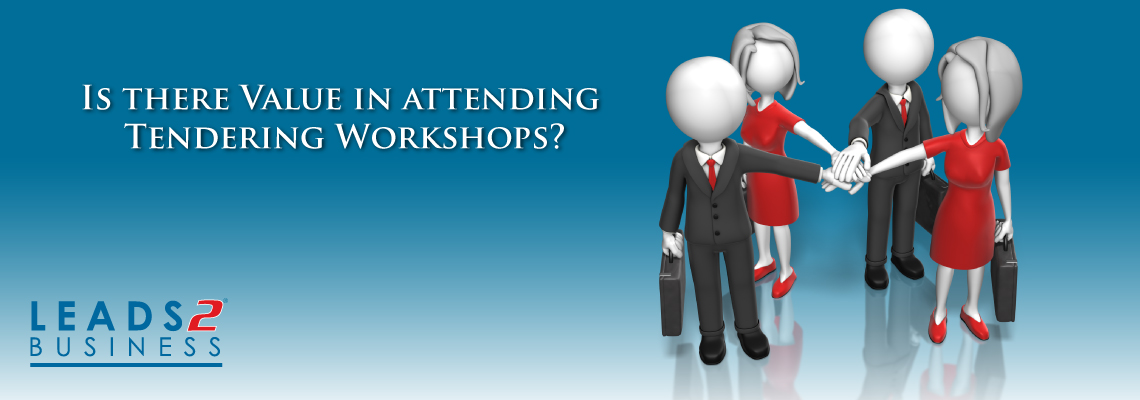 Is there Value in attending Tendering Workshops?