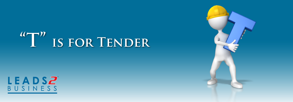 """T"" is for Tender"