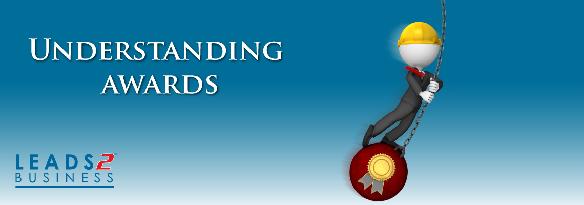 Understanding Awards