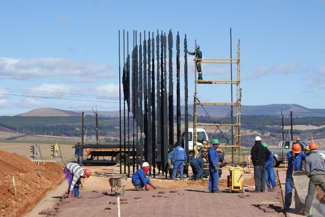 Featured Project : Nelson Mandela Capture Site Building ...