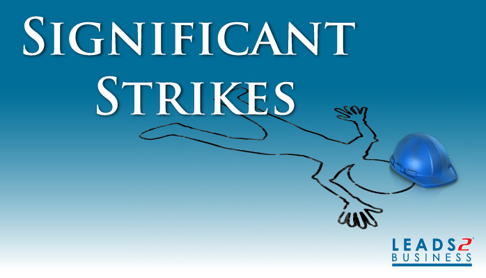Significant Strikes in South African History