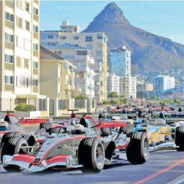 Cape Town F1 Grand Prix Racetrack