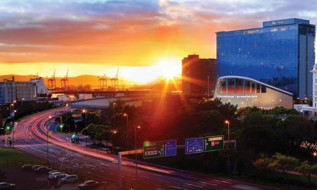 Cape Town International Conference Centre