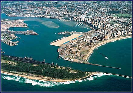 South african harbours ports leads 2 business - Vol durban port elizabeth ...
