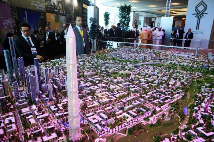 New City Egypt