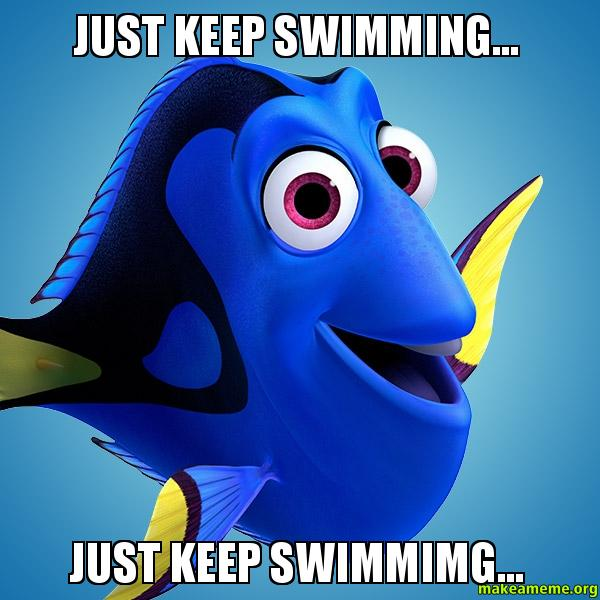 Leads 2 Business : Keep Swimming