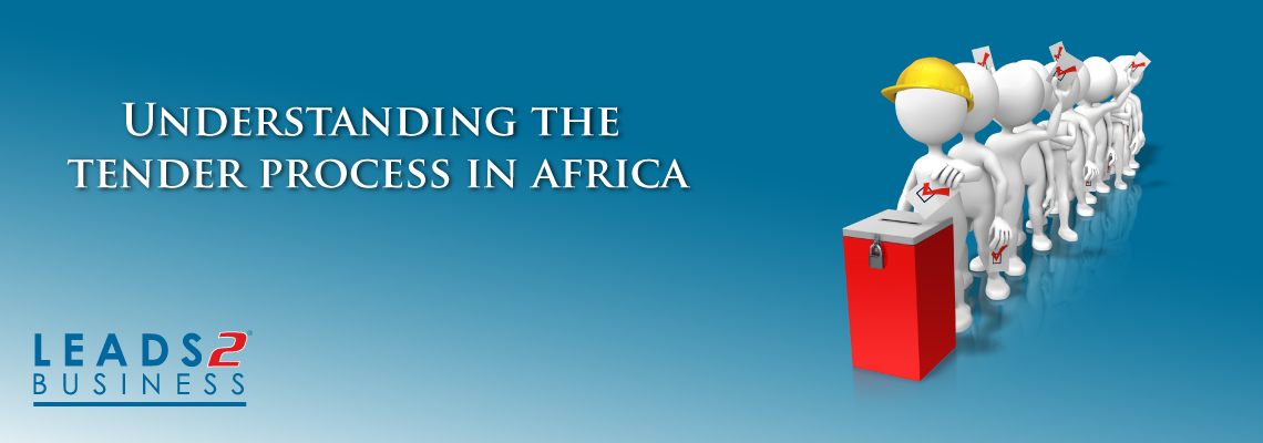 Leads 2 Business : Understanding the Tender Process in Africa