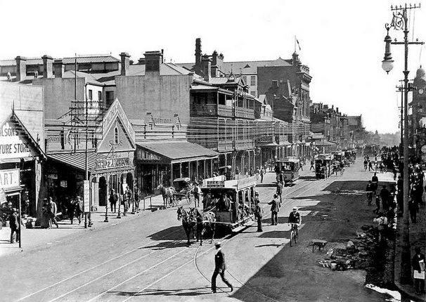 Commissioner Street 1890