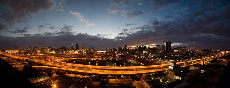 Modern Johannesburg