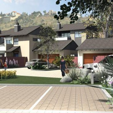 Featured Project: Stonemill Hillside Villas (Phase 1 – 3)