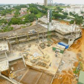 Sunningdale Centre - Construction Site
