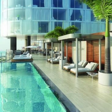 Featured Project: Oceans Umhlanga – Radisson Blu Hotel