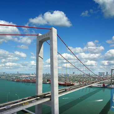 Featured Project: Maputo / Catembe Bridge, Mozambique