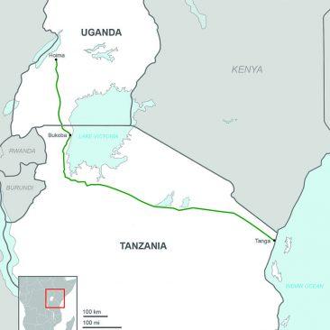 Featured Project: Crude Oil Pipeline, Uganda / Tanzania