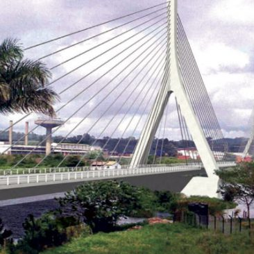 Featured Project: New Bridge across River Nile at Jinja, Uganda