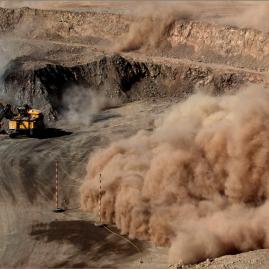 Prieska Zinc Copper Project Construction site