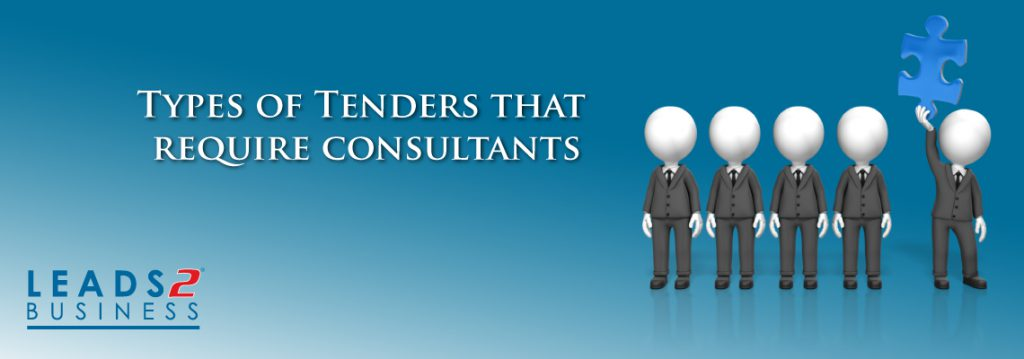 Consultant Tenders: Leads 2 Business