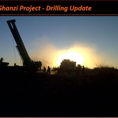 Khoemacau Copper Project in Botswana