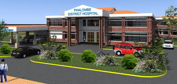 Phalombe Hospital, Malawi