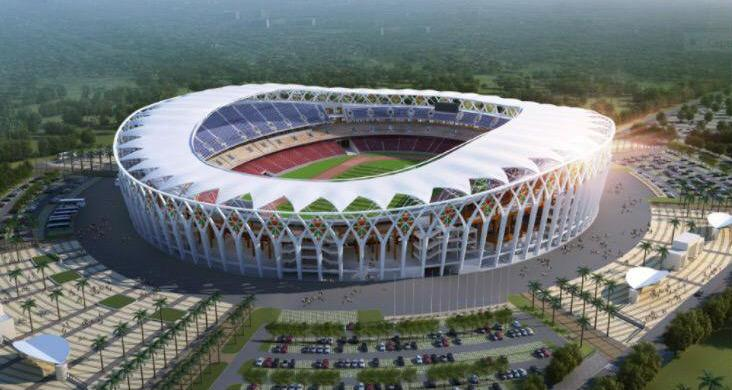 Olympic Stadium, Ivory Coast