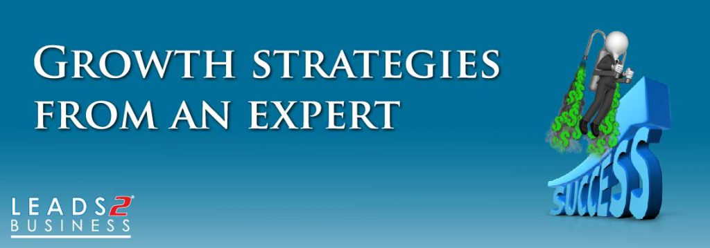 Growth Strategies from an Expert