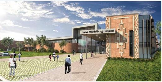 New Hospital in Middelburg