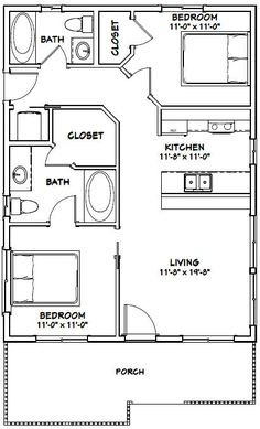 small house movement plans New PDF house plans garage ...